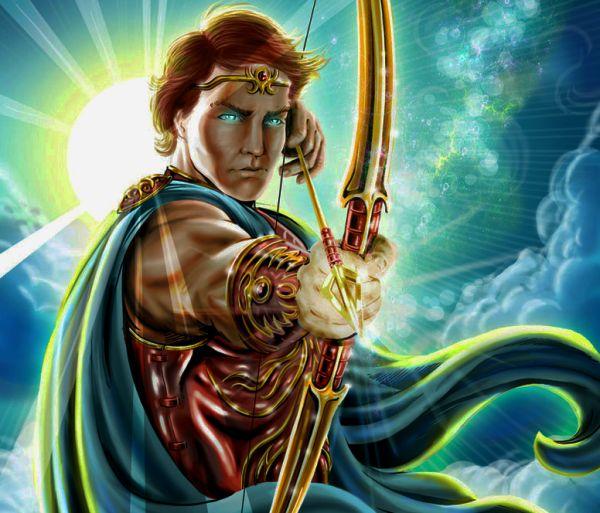 quien es el dios de la musica romana
