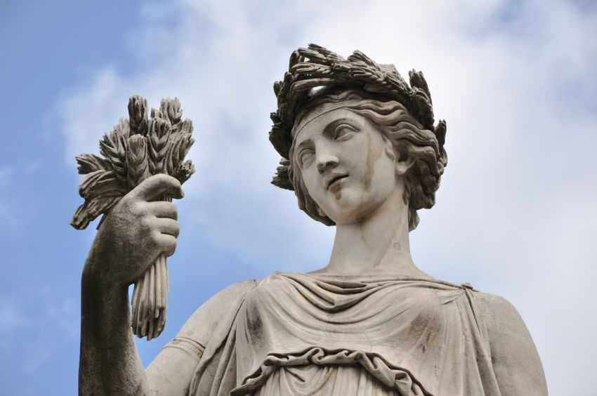cual es el origen de la diosa ceres