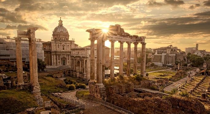 imagenes de templos romanos, fotos de templos de los dioses de roma
