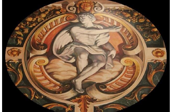 El cielo romano de los dioses era extenso y, además de los dioses, también incluía espíritus, personificaciones, semidioses y muchos monstruos. Además, también había numerosas deidades que eran adoradas en las provincias o cuyo culto llegaba al Imperio Romano a través de las provincias .
